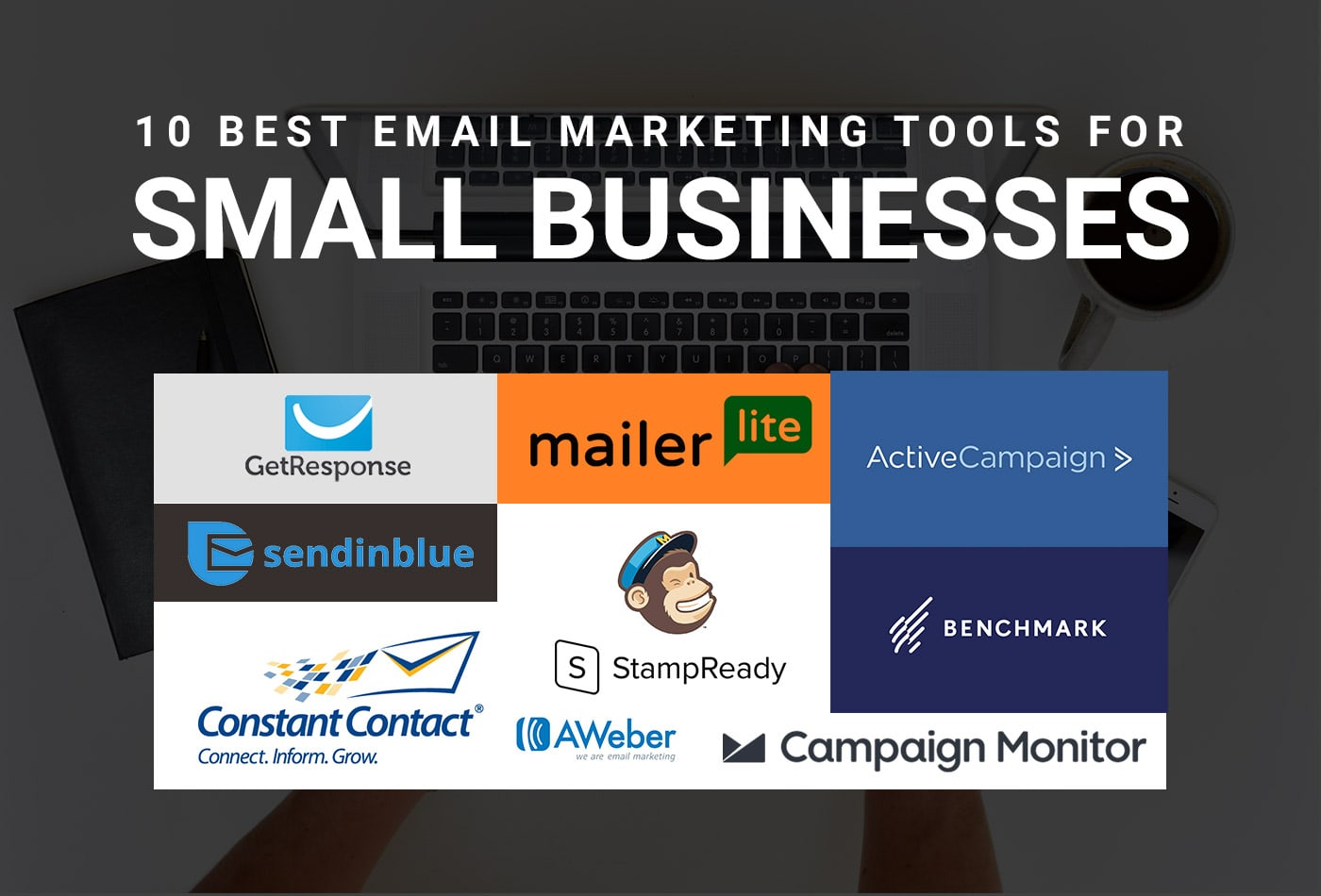 10 best email marketing tools for small businesses